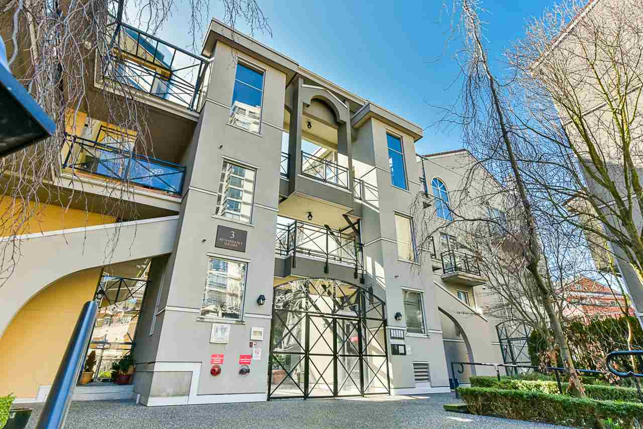 Sold Real Estate Property: 304 - 3 Renaissance Square, New Westminster, British Columbia, V3M 0B6