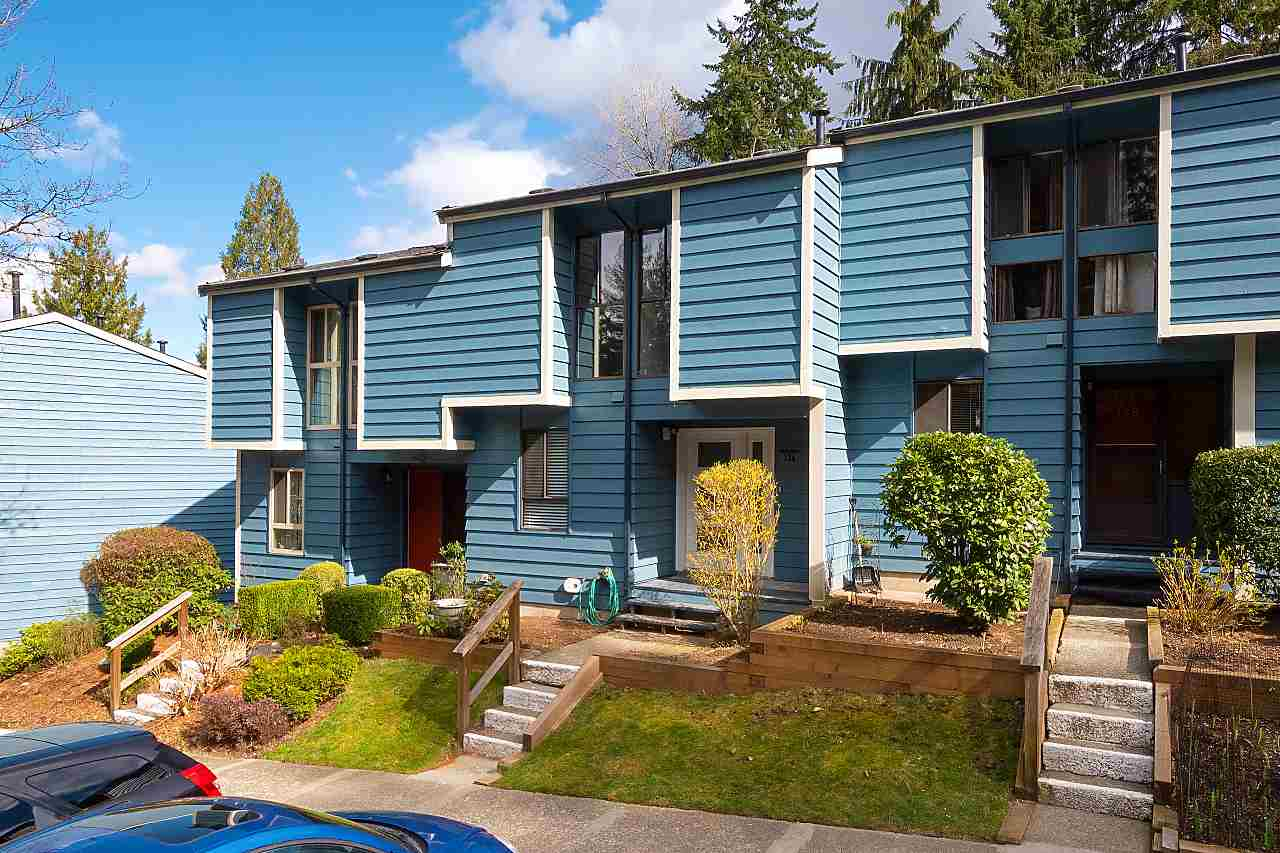 Purchased Real Estate Property: 136 Brookside, Port Moody, British Columbia, V3H 3H6