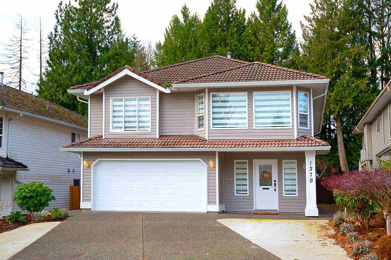 Purchased Real Estate Property: 1278 Oxford Street, Coquitlam, British Columbia, V3B 4G2