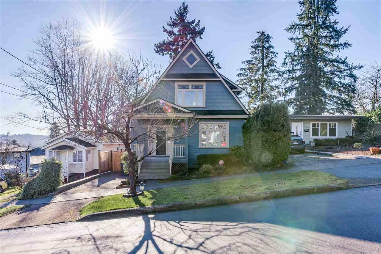 Purchased Real Estate Property: 344 ALBERTA STREET New Westminster